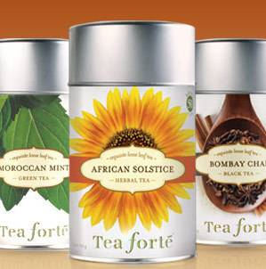 Tea Fortè: il tè è un vero e proprio culto
