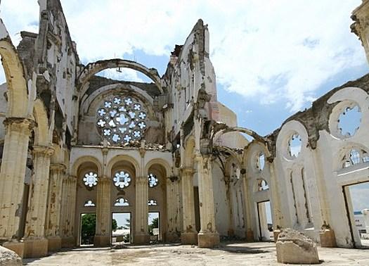 La nuova Cattedrale di Haiti