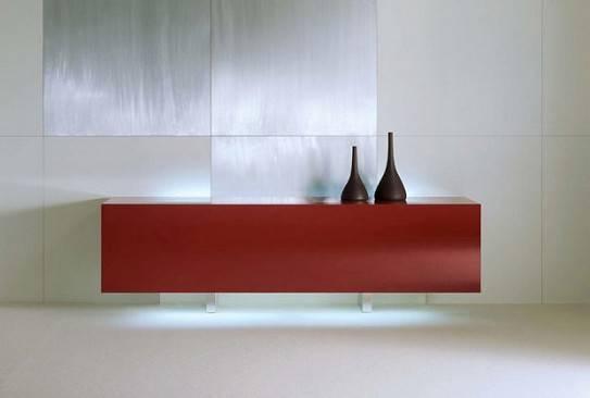 Credenza Moderna Design : Ludwig credenze futuristiche e di design