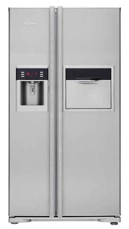Blomberg frigoriferi colonna porta lavatrice - Frigo doppia porta unieuro ...