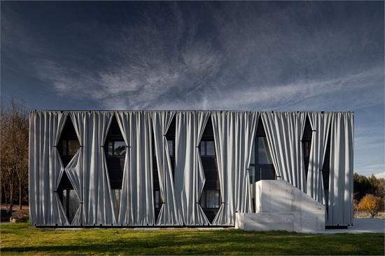 Aichinger House: la casa ad opera di Hertl Architekten
