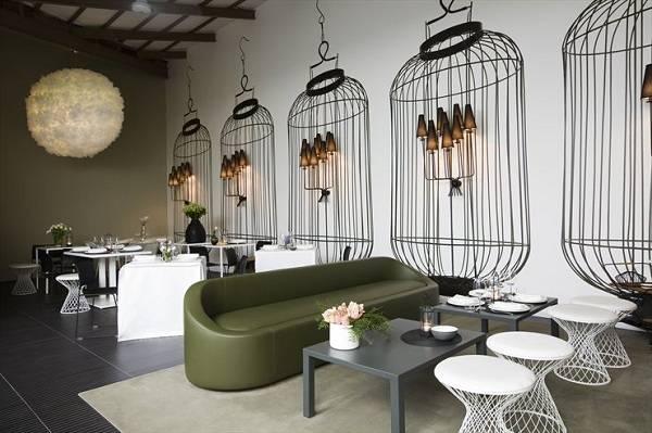 Home Delicate Restaurant: l'eleganza delle forme