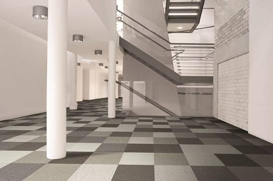 Biosfera I: i pavimenti tessili di InterfaceFLOR
