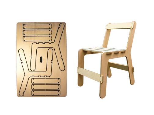 Chair Fix: costruisci la tua sedia