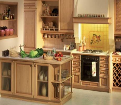 Il cuore della casa la cucina for Arredamento della casa