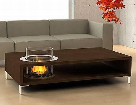Coffe Table per Tutti: Acquari, Camini e iPad