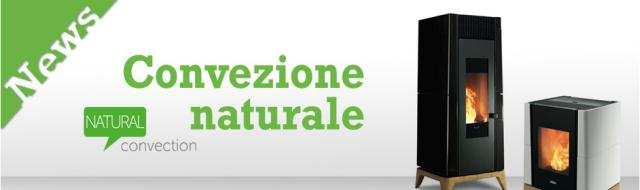 Stufe a convenzione naturale: ecologiche e silenziose