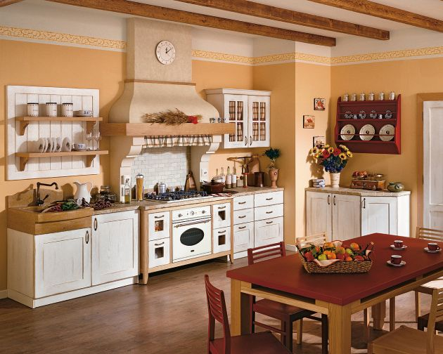 Come arredare la cucina: una guida agli stili d'arredo piu' in voga