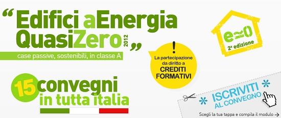 Edifici a Energia Quasi Zero, il tour internazionale