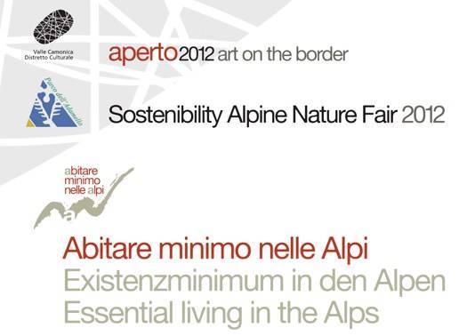 Abitare minimo nelle Alpi: il concorso per progettare abitazioni in Val Camonica