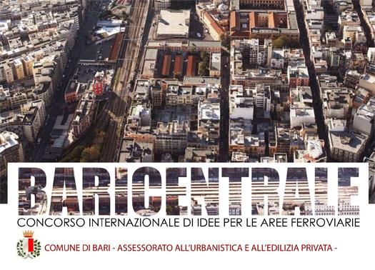 Baricentrale: il concorso per le aree ferroviarie