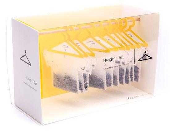 Hanger Tea: è l'ora del tè