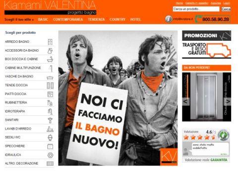 KvStore: Lo store dedicato al Bagno Made in Italy