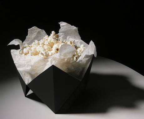 Pop-Up Popcorn Bowl