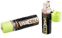 USBcell: una pila ricaricabile con sorpresa