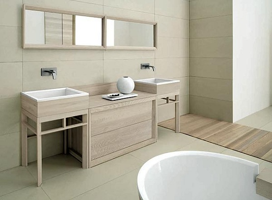 In un bagno ikea ognuno ha il suo spazio - Muffa piastrelle doccia ...