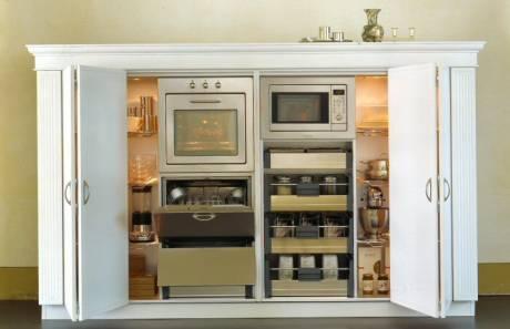 Armadi In Cucina Per Gli Spazi Open Space