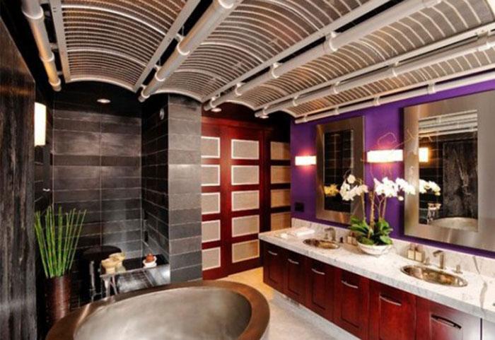 Arredo Bagno Stile Spa : Progetti bagno bagni per lasciarti ispirare