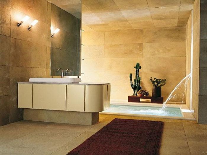 Progetti bagno 40 bagni per lasciarti ispirare for Arredamento stile giapponese