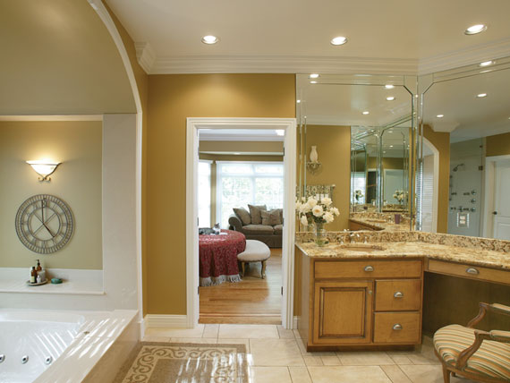 Progetti bagno 40 bagni per lasciarti ispirare for Master arredamento interni