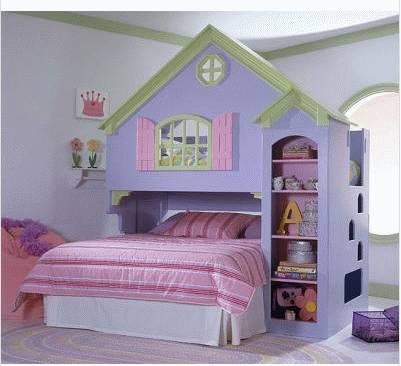 Arredo notte la camera perfetta per i bambini - Letto barbie prezzo ...