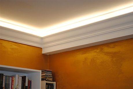 Speciale stucchi decorativi in gesso - Elementi decorativi in polistirolo per interni ...
