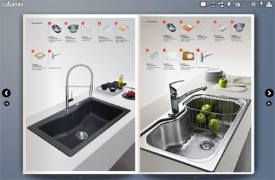 Accessori per lavelli quando la cucina personalizzata for Accessori cucina arredamento