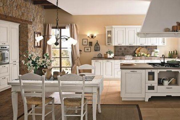 Come arredare la cucina una guida agli stili d 39 arredo piu for Arredamento country moderno