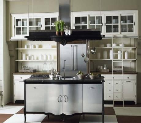 Marchi e le cucine senza tempo