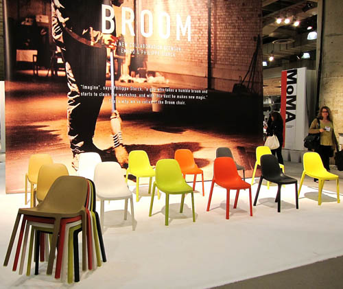 Broom chair starck il riciclo e le sedie - Sedie di design famosi ...